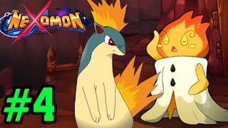 Vào Hầm Mỏ Và Bắt Quý Ngài Lửa - Nexomon Game Giống Pokemon Phiên Bản Mobile #3