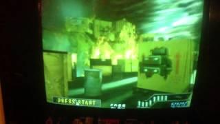 Area 51 / Maximum Force Arcade Game