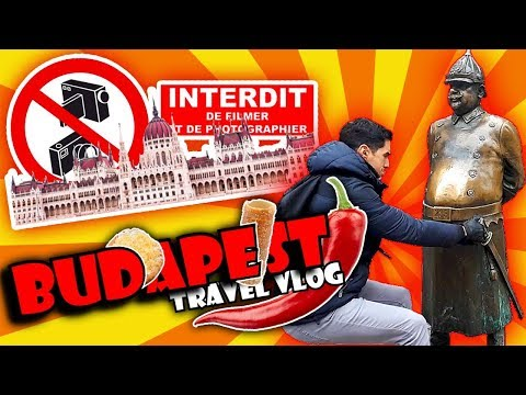 La PERLE Du Danube | Langos Aka FTAYER de Budapest | Manger 'PROPRE' en voyage
