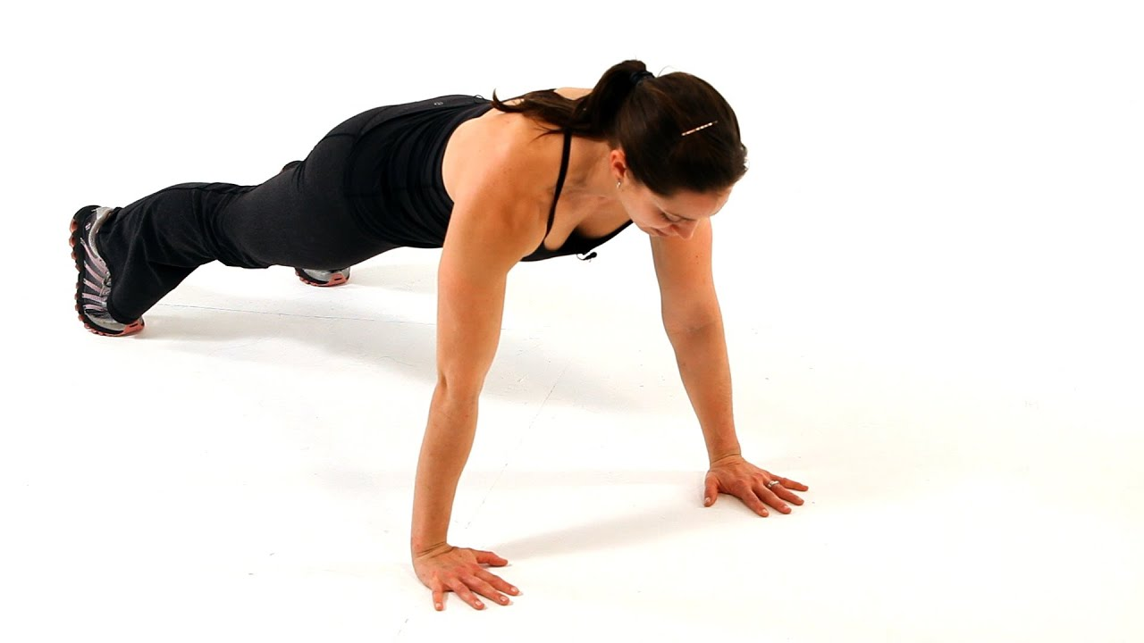 How to Do a Clapping Push Up