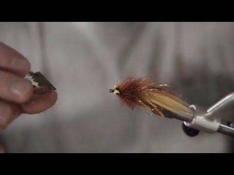 Fly Tying; 239Flies.com Redfish Ritalin & Marsh Critter