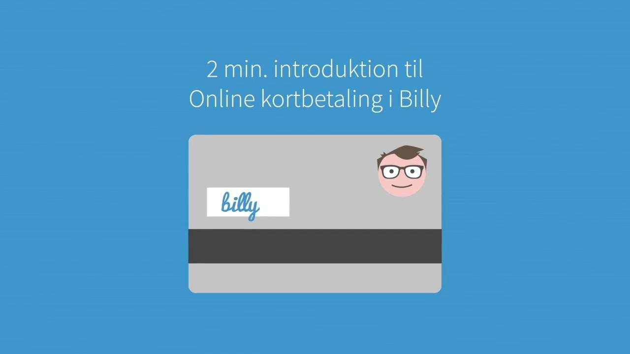 700218c6 Modtag kortbetalinger på dine fakturaer - YouTube