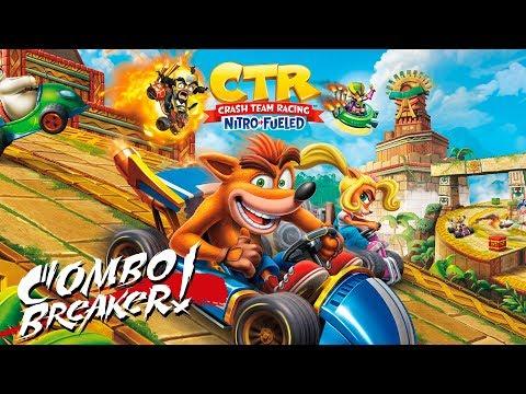 Ломаем карты вместе с Крэшем в Crash Team Racing