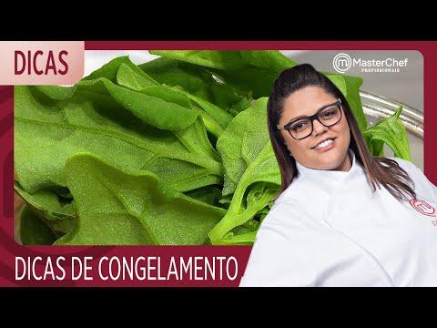 COMO CONGELAR ALIMENTOS CORRETAMENTE Com Dayse Paparoto | DICAS MASTERCHEF