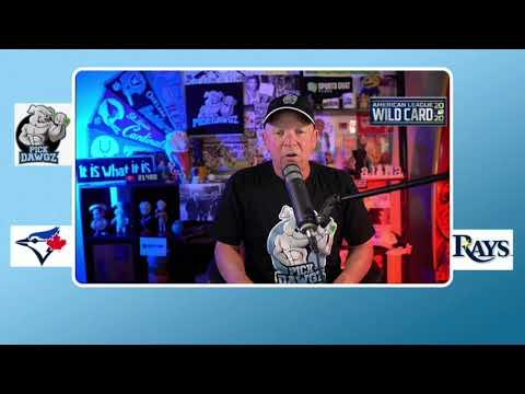Tampa Bay Rays vs Toronto Blue Jays Free Pick 9/29/20 AL Wildcard Game 1 Pick & Prediction MLB Pick
