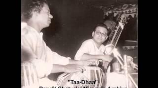 Pt. Nikhil Banerjee & Pt.  Chatur Lal - Raga Kedar