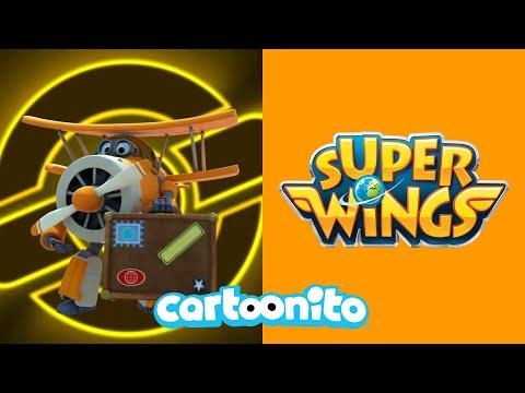 Super Wings | Hockey Wings | Cartoonito