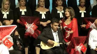 YANKI SANAT AKADEMİSİ/Şef: Selda DEDEOĞLU/Solist:Cem TUNA/Kamera: Yüksel TALU