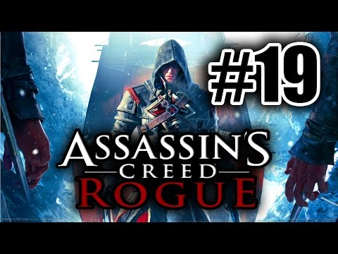 """""""FRENCH POST/REACH THE CAPTAINS CABIN"""" Assassin's Creed: Rogue #19"""