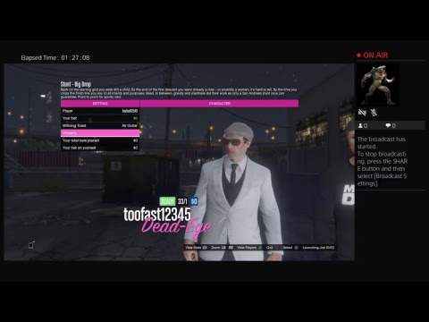 toofast12345's Live PS4 Broadcast