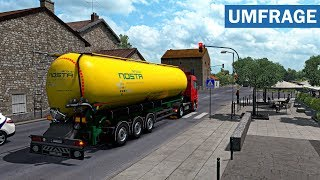 ETS2 Road to the Black Sea - UMFRAGE - Wunsch Lkw 🚚 [1287] EURO TRUCK SIMULATOR 2