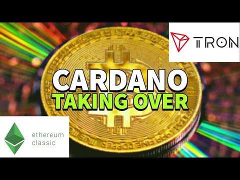 Cardano VS Tron VS Ethereum Classic  [Best Altcoins] #ADA #TRX #ETC   Cardano Ada   Tron Trx 