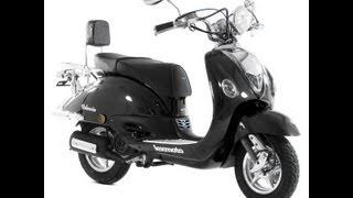 Lexmoto Valencia 50cc Black