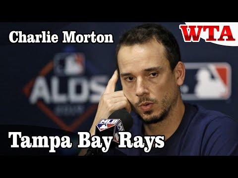 charlie morton pitcher tampa bay rays wta youtube charlie morton pitcher tampa bay rays wta