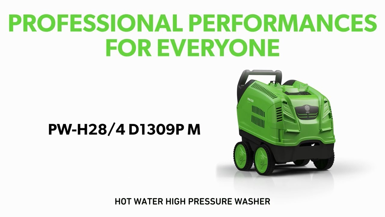 PW-H28: professional performances for everyone
