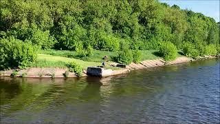 Речные путешествия! По реке Клязьме! Теплоходы! Береговая линия. Серия 2. / Видео