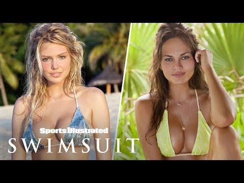 Young Kate Upton, Chrissy Teigen & Irina Shayk Praise Raphael Mazzucco   Sports Illustrated Swimsuit