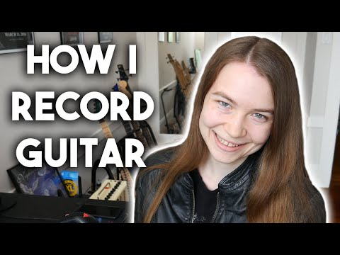 Everything I Use To Record Guitar Covers (Guitar Rig Overview Part 2)