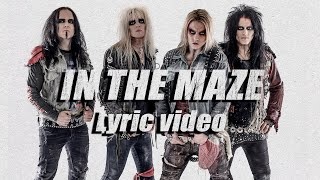 """CRASHDÏET – """"In The Maze"""" (Official Lyric Video) #Crashdïet #InTheMaze"""