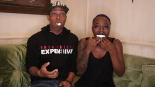 Chubby Bunny Challenge with Jazlyn Miller