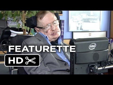 The Theory of Everything Featurette - Courage of Character (2014) - Stephen Hawking Movie HD