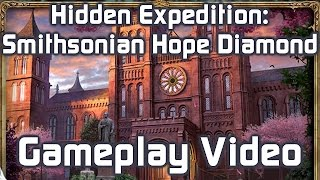 Hidden Expedition: Smithsonian Hope Diamond for iPhone and iPad Gameplay Video