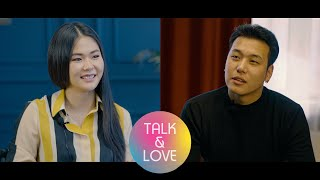 TALK & LOVE  / ANKHAA + NOMUUN ZUL=? /