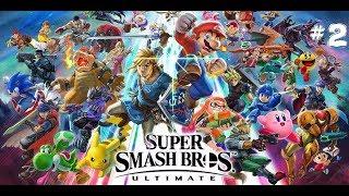 Super Smash Bros. Ultimate - Part 2 (Switch)