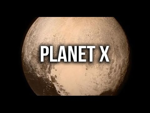 Planet X and Astrotheology