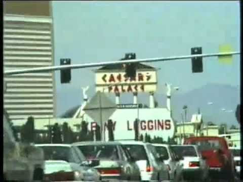 Entering Las Vegas 1991
