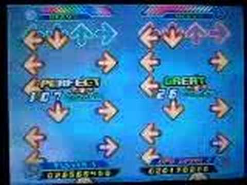 DDR Ultramix 2 - I'm In Heaven (Radio Version)
