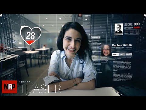 TRAILER |  Award Winning Sci-Fi Short Film ** SIGHT ** Google Glass Future by Daniel Lazo & Eran May