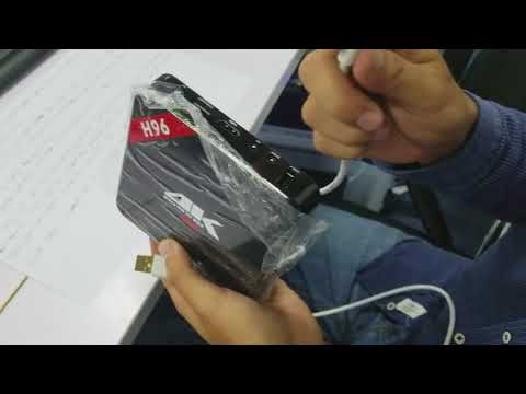 How to flash H96 Max Plus TV Box Firmware