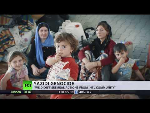 'International community not punishing crime' - Yazidis on ongoing genocide