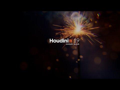 Houdini 19 | Sneak Peek