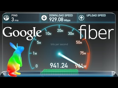 google fiber 1 gbps speed test update 2016 youtube. Black Bedroom Furniture Sets. Home Design Ideas