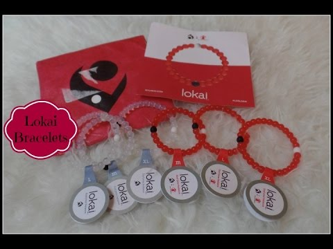 Lokai Bracelets Size Comparison And Red Christmas