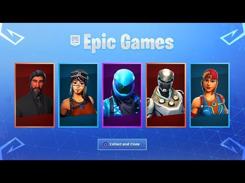 How To MERGE ACCOUNTS In Fortnite Right Now! (New Fortnite Transfer Skins System)