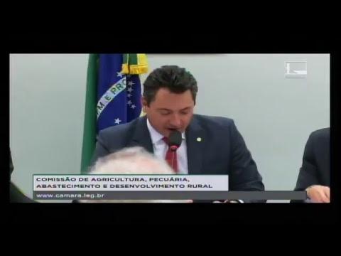 AGRICULTURA, PECUÁRIA, ABASTECIMENTO DESENV. RURAL - Reunião Deliberativa - 29/03/2017 - 10:26