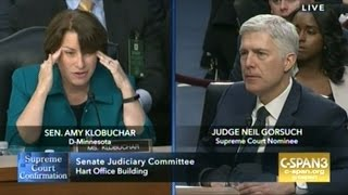 SCOTUS Nominee Neil Gorsuch Confirmation Day 3 (part 2)