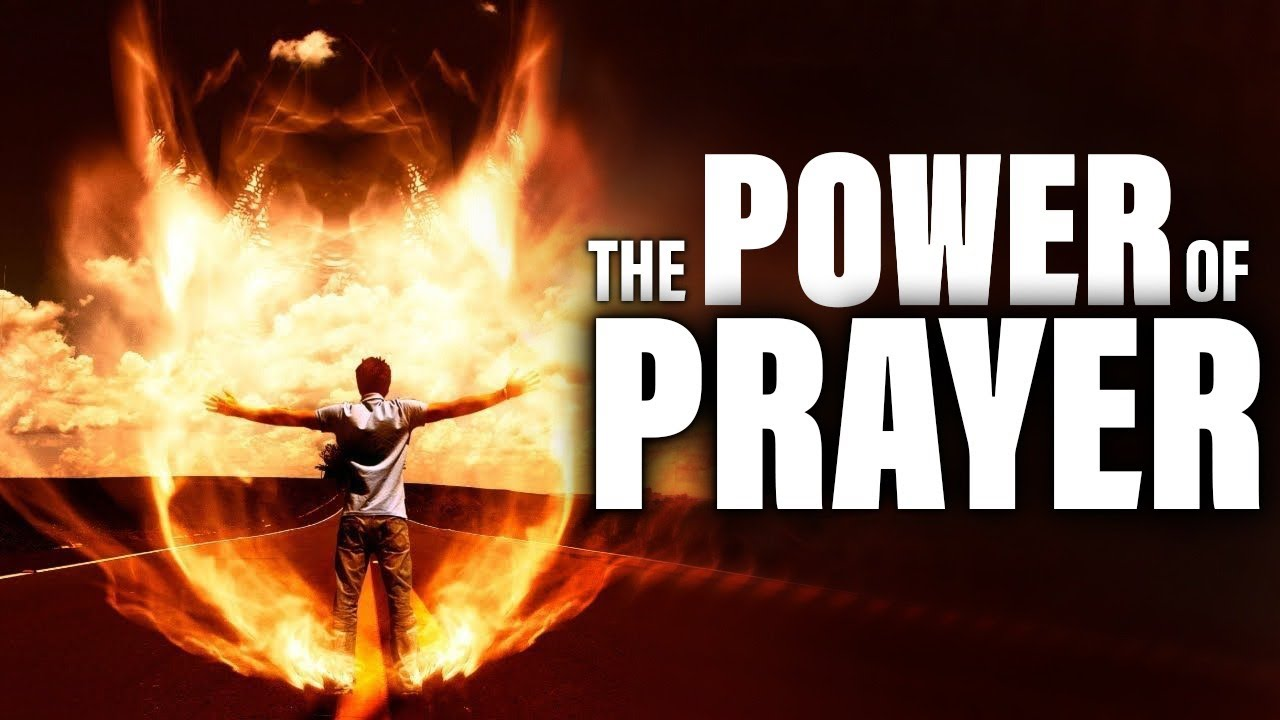 Prayer Moves God Into Action (Motivational)