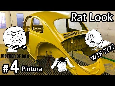 Pintamos o Rat Look Ep 04