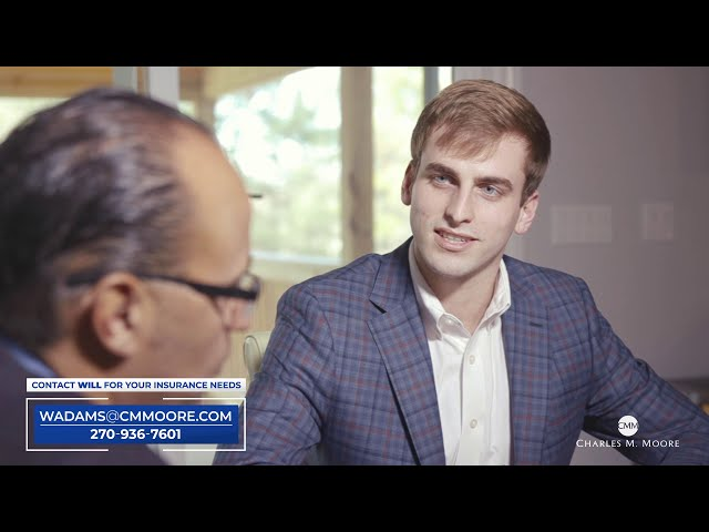 Charles M. Moore Insurance - Mike Orefice, Personal Line
