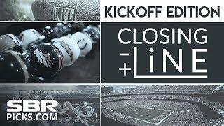 Week 14 NFL Picks | Kickoff Pregame Betting Show | the Closing Line thumbnail