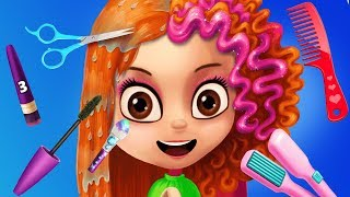 Fun Pony Care Games - Toddlers Learn Colors, Shapes & Numbers Girls Makeup Makeover Kids Games