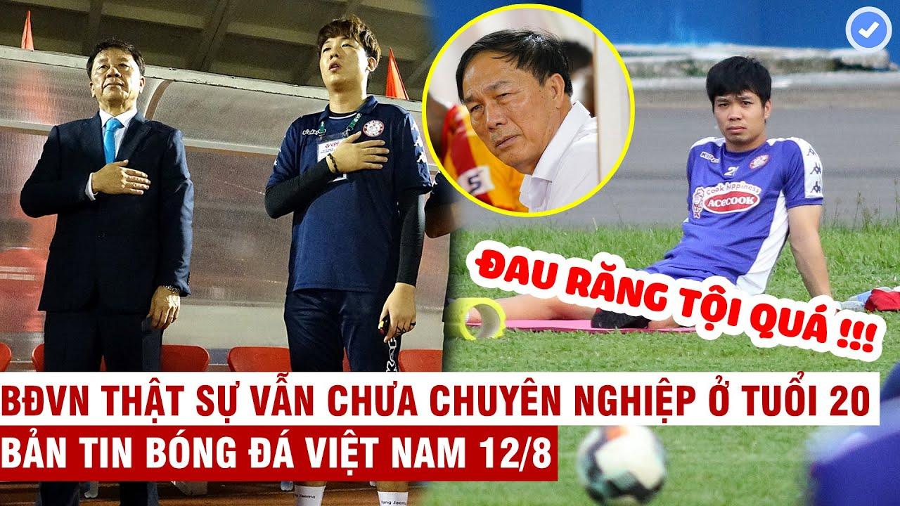 VN Sports 12/8   HLV Chung Hae-soung trở lại dẫn dắt CLB HCM, Phượng phải tập riêng cùng bác sỹ