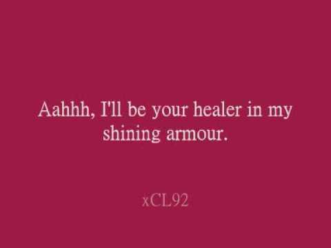 Jordin Sparks - The Cure (Lyrics)