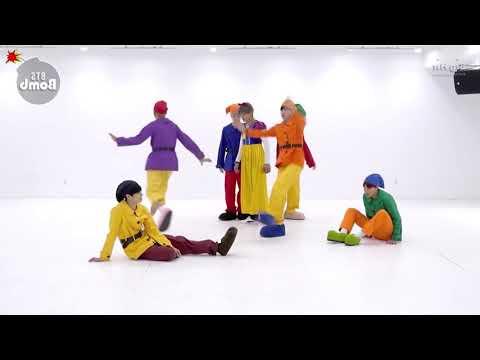 開始線上練舞:GOGO(鏡面版)-BTS | 最新上架MV舞蹈影片