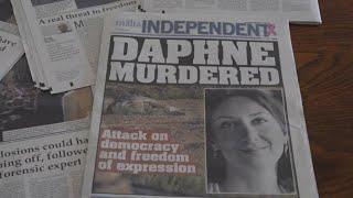 Video Will the murder of Maltese journalist Caruana Galizia go unpunished? download MP3, 3GP, MP4, WEBM, AVI, FLV November 2017