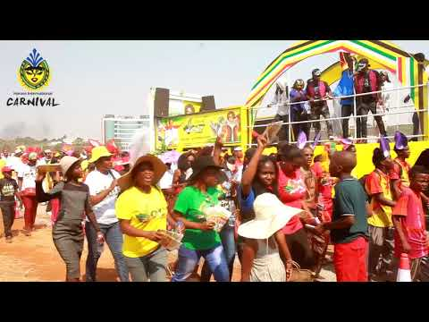 Harare International Carnival 2017 Highlights